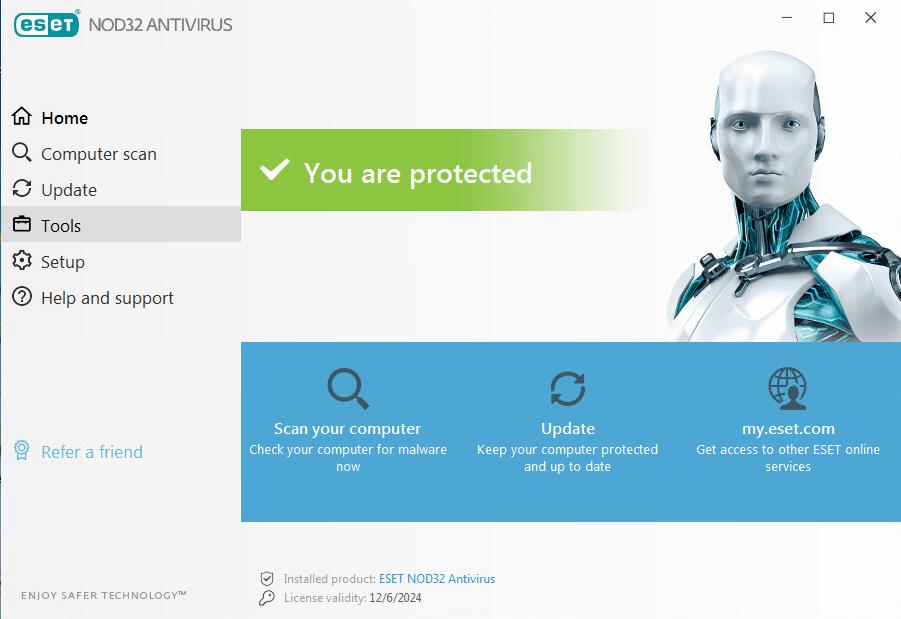 ESET NOD32 Antivirus Crack 2021 + License Key Full Latest