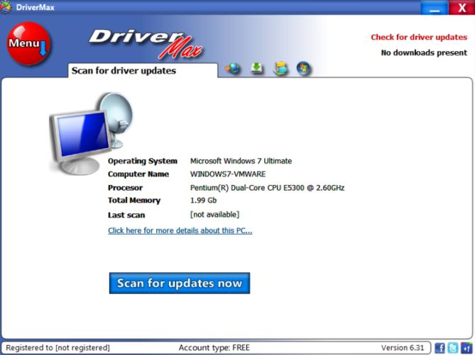 DriverMax Pro 12.11 Crack + Free License Key 2021 [Latest Version]