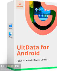 Tenorshare UltData for Android 6.1.1.2 With Crack [Latest]