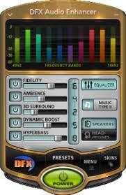 DFX Audio Enhancer Crack 15 2021 Download